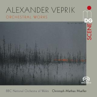 Veprik, Alexander: Orchestral Works - BBC National Orchestra of Wales / Mueller, Christoph-Mathias
