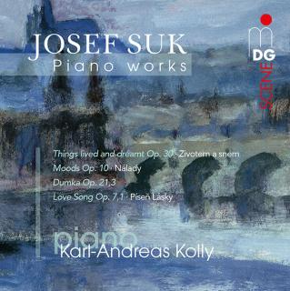 Suk, Josef: Piano Works - Kolly, Karl-Andreas