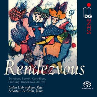 Rendevouz – Music for Flute and Piano - Dabringhaus, Helen – flute | Berakdar, Sebastian - piano