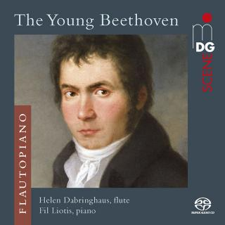 Beethoven, Ludwig van: The Young Beethoven - Music for Flute and Piano - DuoFlautoPiano
