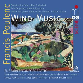 Poulenc, Francis: Wind Music - Ensemble Confoederatio