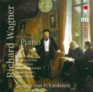 Wagner For Piano - Eckardstein, Severin von, piano