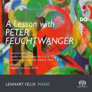 A lesson with Peter Feuchtwanger - Felix, Lennart – piano