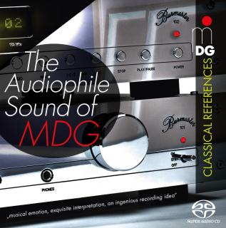 The Audiophile Sound of MDG - Diverse utøvere