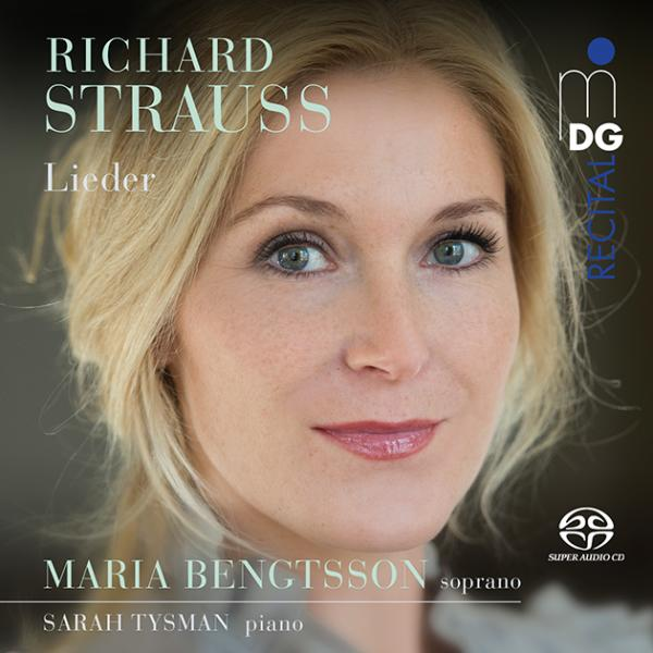 Strauss, Richard: Songs <span>-</span> Bengtson, Maria – soprano