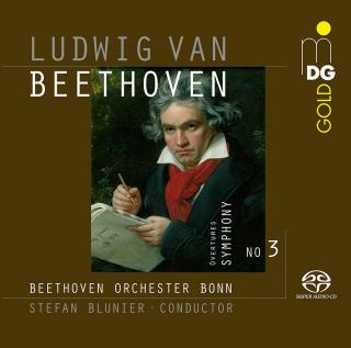"Beethoven, Ludwig van: Symphony No. 3 op. 55 ""Eroica"" & Ouvertures - Beethoven Orchester Bonn"