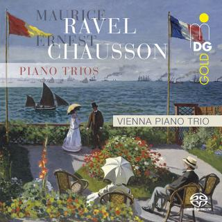 Ravel, Maurice & Chausson, Ernest: Piano Trios
