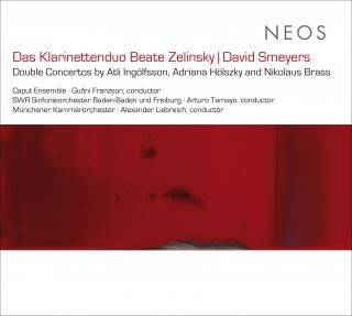 Das Klarinettenduo Beate Zelinsky | David Smeyers - Zelinsky, Beate - clarinet | Smeyers, David - clarinet