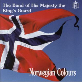 Norwegian Colours - Gardemusikken