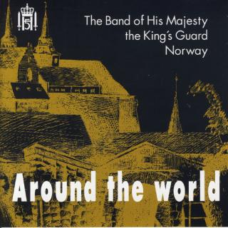 Around The World - Gardemusikken
