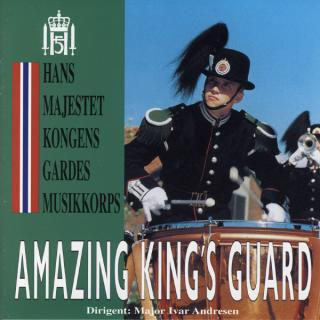 Amazing King's Guard - Gardemusikken
