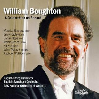 William Boughton - A Celebration on record