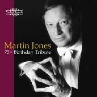 Martin Jones - 75th Birthday Tribute - Jones, Martin