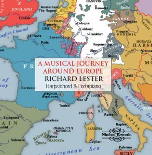 A Musical Journey around Europe - Lester, Richard