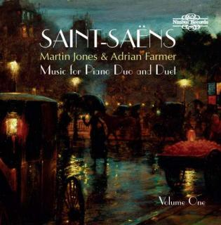 Saint-Saëns, Camille: Music for Piano Duo & Duet Volume 1 - Original Compositions and Arrangements - Jones, Martin / Farmer, Adrian