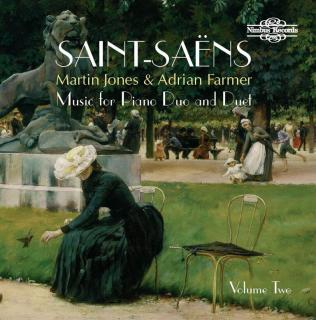 Saint-Saens, Camille: Music for Piano Duo and Duet - Jones, Martin & Farmer, Adrian (piano)