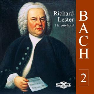 Bach 2 – Bach Works for Harpsichord Vol. 2