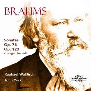 Brahms, Johannes: Cello Sonatas Vol. 2