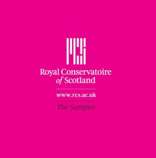THE SAMPLER - ROYAL CONSERVATOIRE OF SCOTLAND