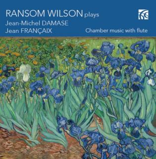 Damase, Jean-Michel & Françaix, Jean: Chamber music with flute - Wilson, Ransom