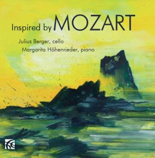 Inspired by Mozart - Works for Cello - Berger, Julius