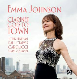 Clarinet Goes to Town - Johnson, Emma