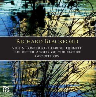 Blackford, Richard: Instrumental Works - Gajdosova, Maria (violin) / Campbell, David (clarinet) / Pailthorpe, Emily (oboe) / Pailthorpe, Emily (oboe)