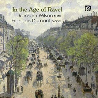 In the Age of Ravel - Wilson, Ransom - flute