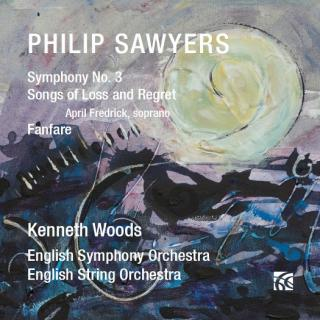 Sawyers, Philip: Orchestral Works - Woods, Kenneth - conductor | English Symphony Orchestra