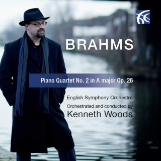 Brahms, Johannes: Piano Quartet No. 2, Op. 26 (arr. Orchestra) - English Symphony Orchestra | Woods, Kenneth - conductor
