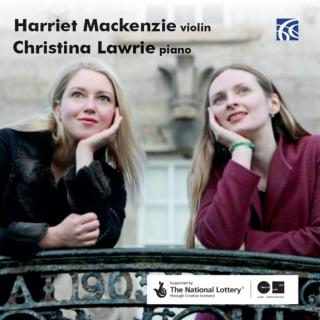 Grieg, Tchaikovsky & Prokofiev: Works for Violin & Piano - Mackenzie, Harriet - violin | Lawrie, Christina - piano
