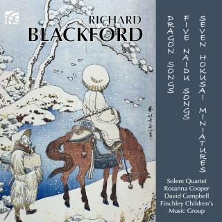 Blackford, Richard: Miniatures/Songs - Solem Qrt/Cooper, Rosanna/etc