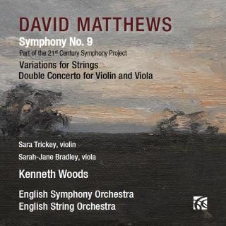 Matthews, David: Symphony No. 9/etc - Woods, Kenneth