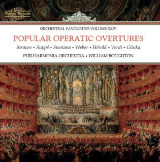 Popular Operatic Ouvertures - Boughton, William