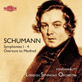 Schumann, Robert: Symphonies Nos. 1-4; Ouverture to Manfred; - Butt, Yondani - conductor | London Symphony Orchestra