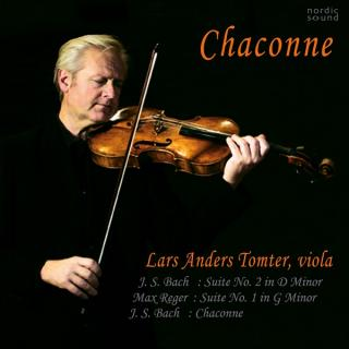 Chaconne - Tomter, Lars Anders (bratsj)