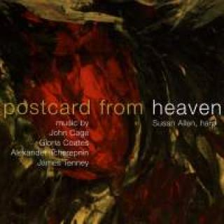 Postcard from Heaven - Allen, Susan