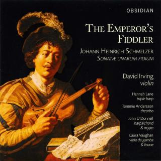 The Emperor`s Fiddler - Irving, David (violin)