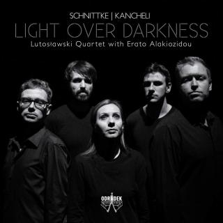 Schnittke & Kancheli: Light Over Darkness - Lutoslawski Quartet | Alakiozidou, Erato - piano