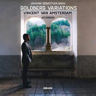 Bach, Johann Sebastian: Goldberg Variations (for accordeon) - Amsterdam, Vincent van (accordeon)