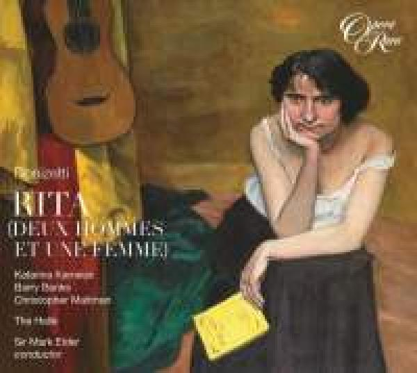 Donizetti, Gaetano: Rita - Original French Version