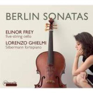 Ellinor Frey - Berlin Sonatas - Five-string cello & Silbermann fortepiano - Frey, Elinor