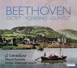 Beethoven, Ludwig van: Octet, Rondino and Quintet for Winds - Il Gardellino