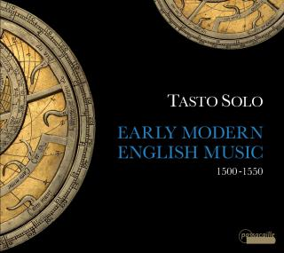 Early Modern English Music - Tasto Solo