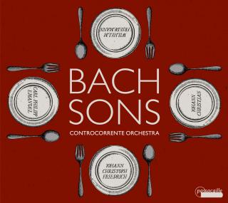 Works by the Bach Sons - Controcorrente Orchestra