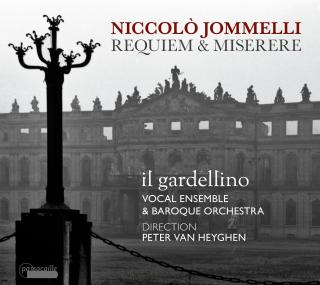 Jomelli, Niccolo: Requiem & Miserere