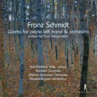 Schmidt, Franz: Works For Piano Left Hand & Orchestra - Written For Paul Wittgenstein - Kolly, Karl-Andreas (piano)