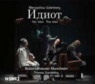 Weinberg, Mieczyslaw: Der Idiot, Op. 144 - Opera in 4 Acts - Sanderling, Thomas