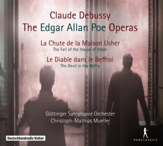 Debussy, Claude: The Edgar Allan Poe Operas - Mueller, Christoph-Mathias