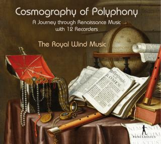 Cosmography of Polyphony – A Journey through Renaissance Music with 12 Recorders - The Royal Wind Music